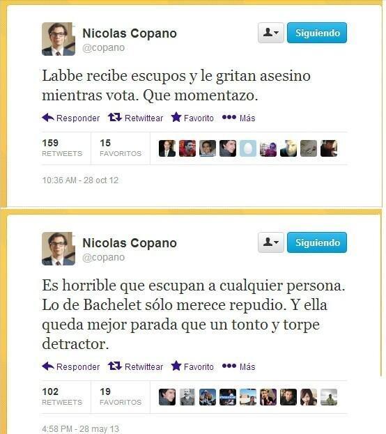 Copano y su inconsistencia.